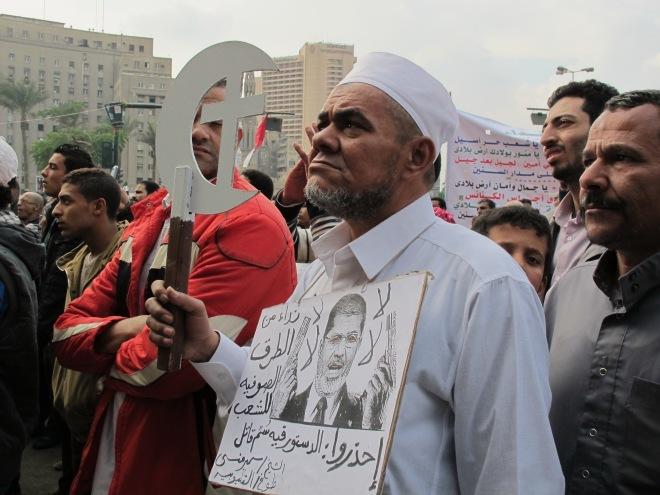 Sermón del viernes en Tahrir