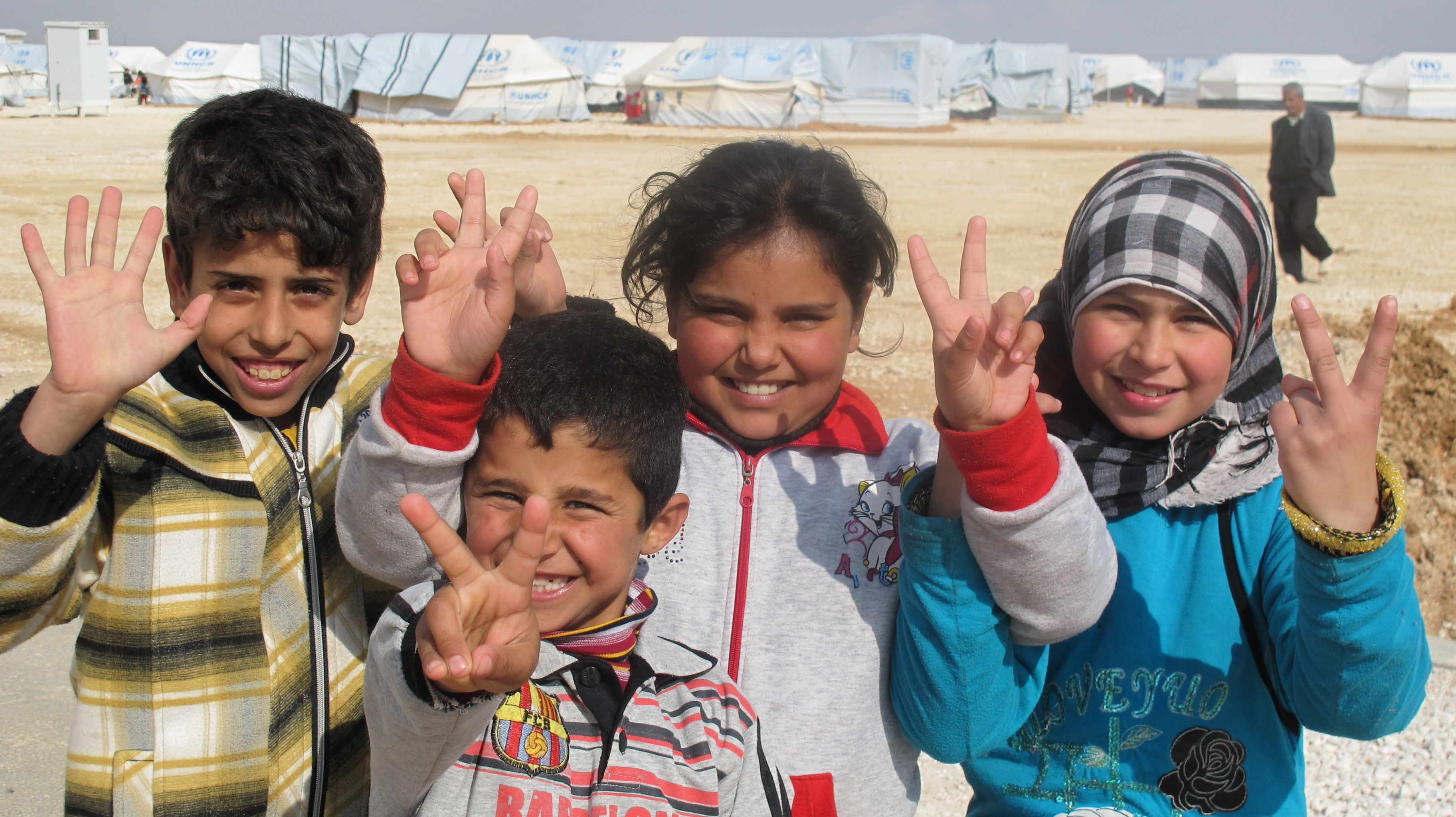 Refugiados sirios costarán a los uruguayos U$S 2.3 mill.